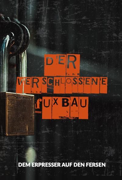 The locked #Fuxbau