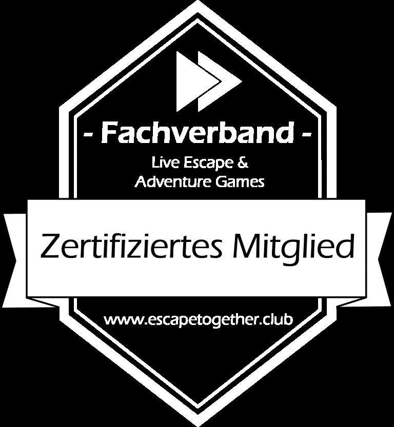 Logo Fachverband der Live Escape & Adventure Games e.V.