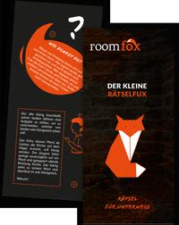 Der kleine Rätselfux-Broschüre zum Download