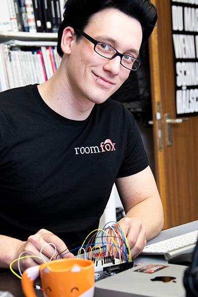 Portrait Chris