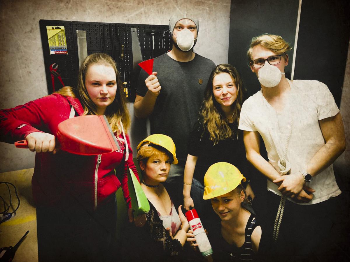 Escape Room Team